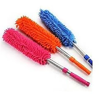 Car/home cleaning microfiber duster brush