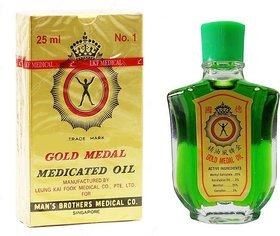 Gold Medal Medicated Oil 25 ml