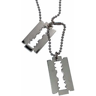 Blade Design Pendant for Men by Sparkling Jewellery