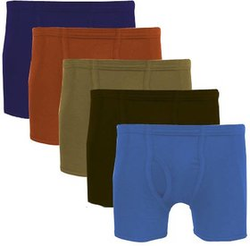 Vimal-Jonney Mack Trunks For men Pack Of 5-MACKPLUS0100
