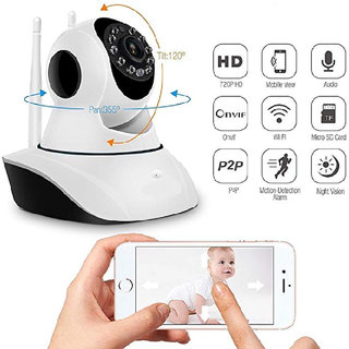 Zplus WiFi Wireless HD IP Security Camera CCTV Cameras For Indoor Outdoor Use Wifi Stream Live Video
