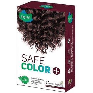 Vegetal Safe Colour Burgundy 100gm