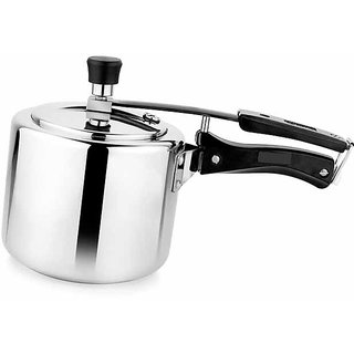 STAINLESS STEEL POPULAR COOKER HEAVY GAUGE 3.5 LTR