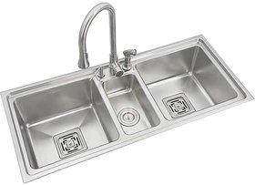 Anupam Kitchen Sinks SS812DC