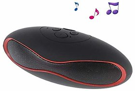 Sonilex Min Rugby Blueooth Speaker High Quality Sound with FM/Pen Drive/SD Card