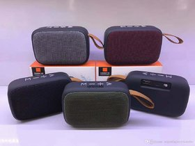 T7 High Quality Wireless Bluetooth MP3 Player Portable Mobile Speakers