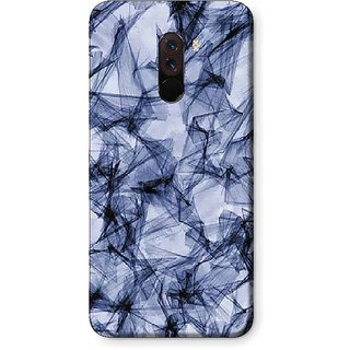 Printgasm Xiaomi Mi Poco F1 printed back hard cover/case,  Matte finish, premium 3D printed, designer case
