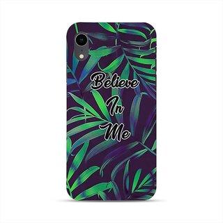Printgasm iPhone XR printed back hard cover/case,  Matte finish, premium 3D printed, designer case