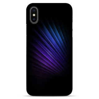 Printgasm iPhone XS Max printed back hard cover/case,  Matte finish, premium 3D printed, designer case