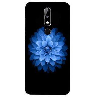 Printgasm Nokia 5.1 Plus printed back hard cover/case,  Matte finish, premium 3D printed, designer case
