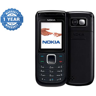 Refurbished Nokia 1680C Black Mobile