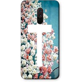 Printgasm Xiaomi Mi Poco F1 printed back hard cover/case,  Matte finish, premium 3D printed, designer case