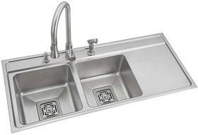 Anupam Kitchen Sinks SS814UT