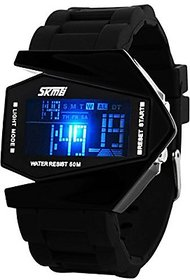 Skmei Other Dail Black Other StrapMens Quartz Watch For Men
