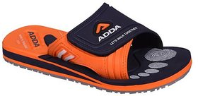 ADDA COMFORTABLE ORANGE COLOR FLIPFLOPS / SLIPPERS FOR