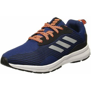 Adidas Kyris 1.0 Mens Blue Running Shoe