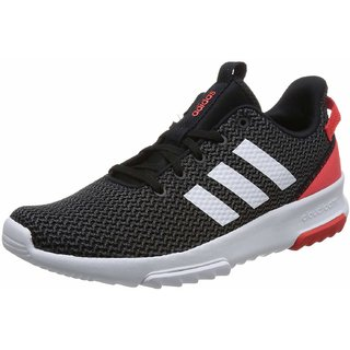 Adidas CF Racer TR Mens Black Running Shoe