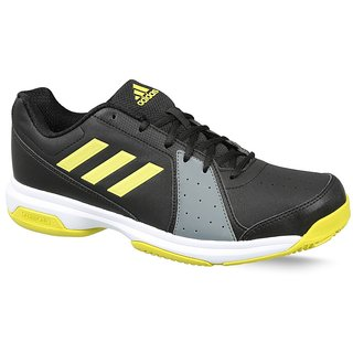 Adidas Approach Mens Black Tennis Shoe