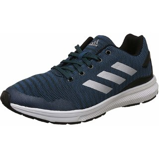 Adidas Stargon Mens Blue Running Shoe