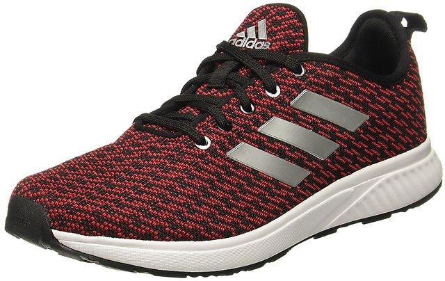 Buy Adidas Kivaro 1.0 Men's Red Running