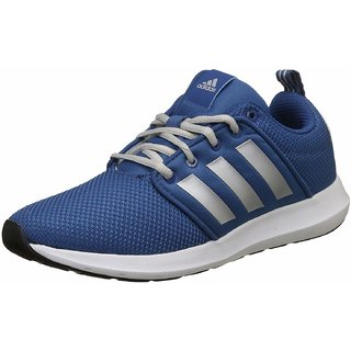 Adidas Nepton Mens Blue Running Shoe