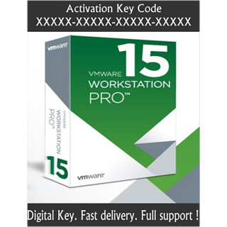 vmware workstation 15 key