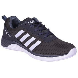 LANCER GREY COLOR COMFORTABLE RUNNING / LIFESTYLE SPORTS SHOES FOR MEN