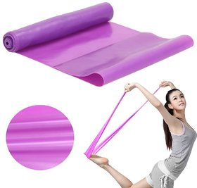 Aeoss Yoga Rubber Stretch1.5 m Yoga Pilates Resistance Band Workout Training Exercise Elastic Crossfit Fitness Band