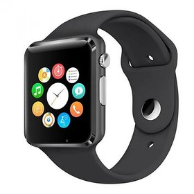 A1 Bluetooth Smart Watch Compatible with All 3G, 4G Phone with Camera and Sim Card Support