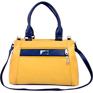 ALL DAY 365 Shoulder Bag  (YELLOW)(HBD57)