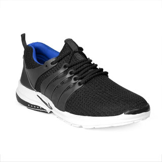 shoeson men's black sports shoes