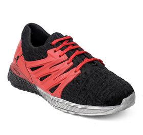 Shoeson men's black sports shoes