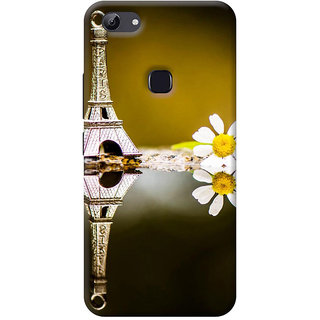 best service 9c499 76016 FurnishFantasy Mobile Back cover for Vivo Y81 (Product ID - 0401)