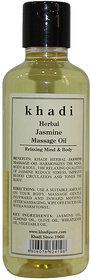 Khadi Herbal Jasmine Massage Oil - 210ml