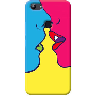timeless design 069b0 2f984 FurnishFantasy Mobile Back cover for Vivo Y81 (Product ID - 1812)