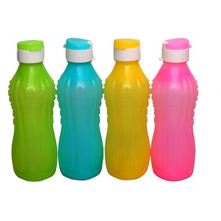 PP WATER BOTTLE (Pack Of 4)