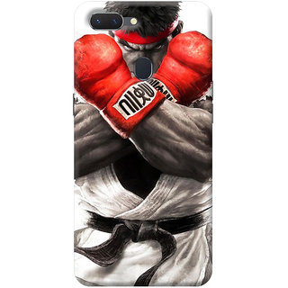 FurnishFantasy Mobile Back Cover for Oppo RealMe 2 - Design ID - 0362