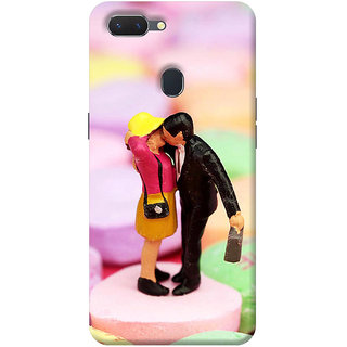 FurnishFantasy Mobile Back Cover for Oppo RealMe 2 - Design ID - 0682