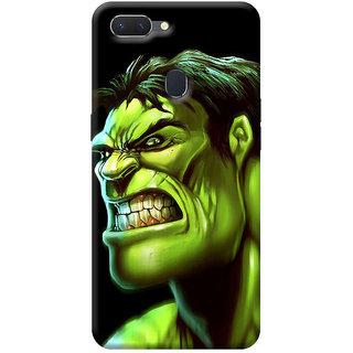 FurnishFantasy Mobile Back Cover for Oppo RealMe 2 - Design ID - 0404