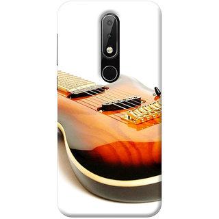 FurnishFantasy Mobile Back Cover for Nokia 6.1 Plus - Design ID - 0253