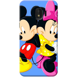 FurnishFantasy Mobile Back Cover for Samsung Galaxy J2 Core (Product ID - 0693)