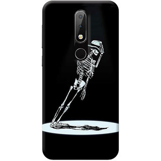 FurnishFantasy Mobile Back Cover for Nokia 6.1 Plus - Design ID - 1214