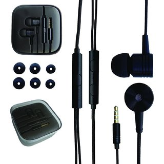 7036e177d81 Buy Portronics POR-765 Conch 204 (Red) In-Ear Stereo Headphone having 3.5mm  Aux port, In-Line high Quality mic, Soft silicon Online - Get 37% Off