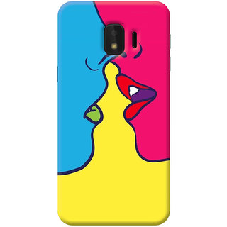 FurnishFantasy Mobile Back Cover for Samsung Galaxy J2 Core (Product ID - 1812)