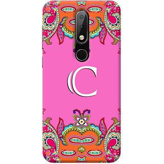 FurnishFantasy Mobile Back Cover for Nokia 6.1 Plus - Design ID - 1249