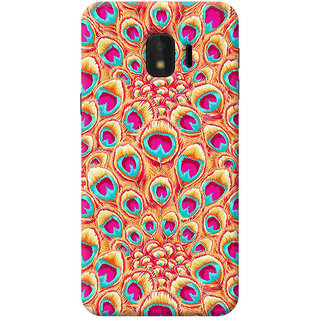 FurnishFantasy Mobile Back Cover for Samsung Galaxy J2 Core (Product ID - 1463)