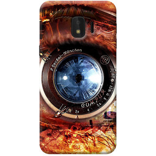 FurnishFantasy Mobile Back Cover for Samsung Galaxy J2 Core (Product ID - 0347)