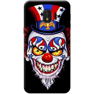 FurnishFantasy Mobile Back Cover for Samsung Galaxy J2 Core (Product ID - 0737)