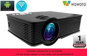 WOWOTO I9 LED HD Android WiFi Projector - HD 1920 X 108