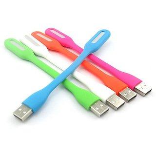USB LED Light Flexible - 1pc (Assorted Colors)